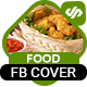 Food Business Services Facebook Timeline Covers - AR