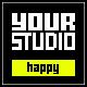 Happy Acoustic Logo