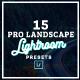 15 Vivid Landscape Lightroom Presets
