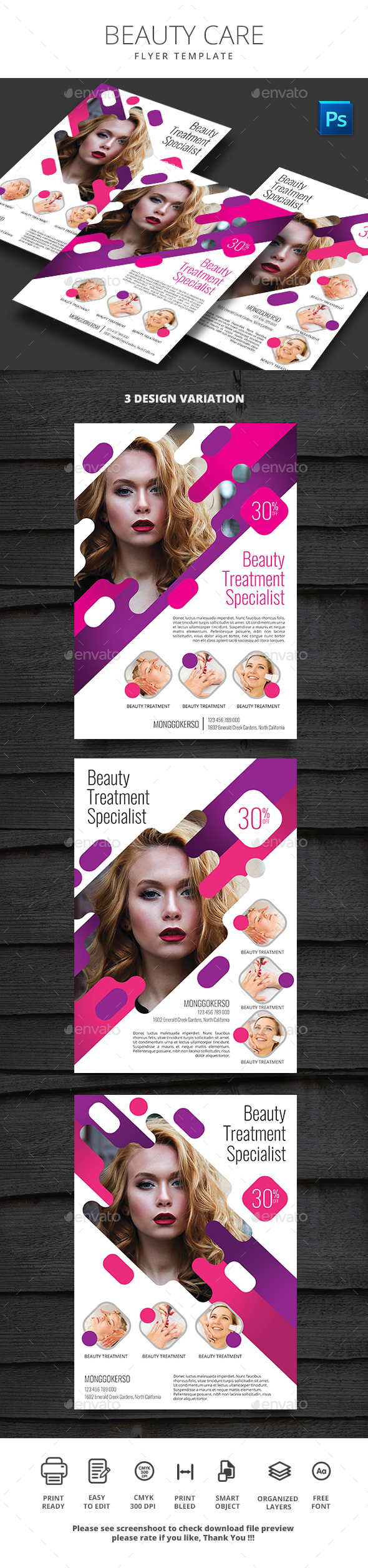 GraphicRiver Beauty Care 21096954
