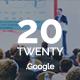 Twenty20 Google Presentation Slide Template - GraphicRiver Item for Sale
