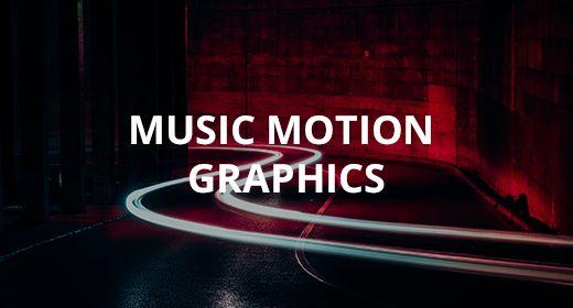 Music Motion Graphics