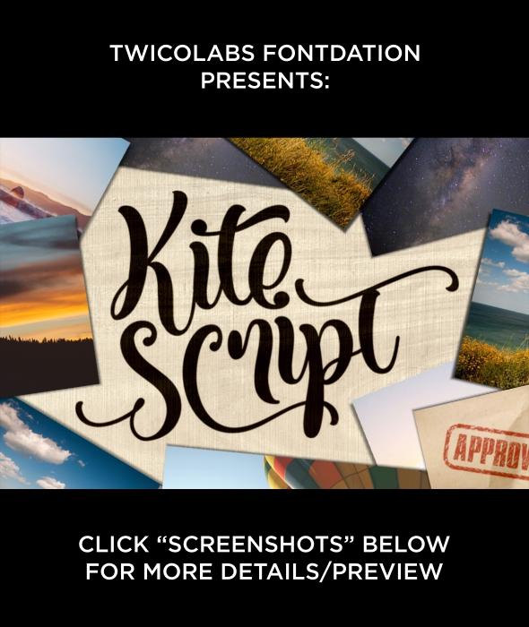 GraphicRiver Kite Script 21071103