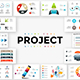 Project - 171 Unique Infographic Slides - GraphicRiver Item for Sale