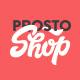 Prosto Shop - E-Commerce PSD Kit