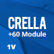 crella - Responsive Email + StampReady Builder - ThemeForest Item for Sale