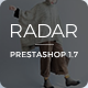 Rader Fashion Store - ThemeForest Item for Sale