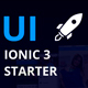 Ionic 3 UI/UX Multipurpose Theme/Template App