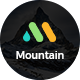 Mountain 2.0 Creativer Google Slide Template - GraphicRiver Item for Sale