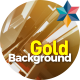Gold Background - VideoHive Item for Sale