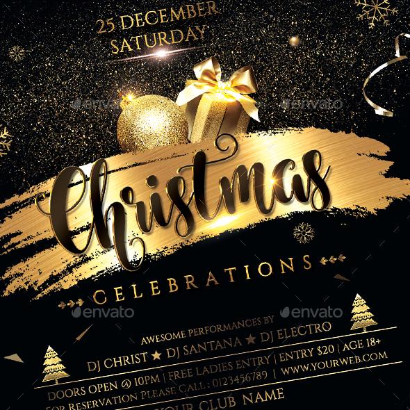Christmas Flyer.Christmas Flyer