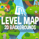 Level Map Backgrounds - GraphicRiver Item for Sale