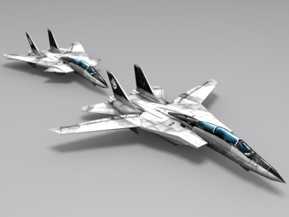F-14 D Super Tomcat - 3DOcean Item for Sale