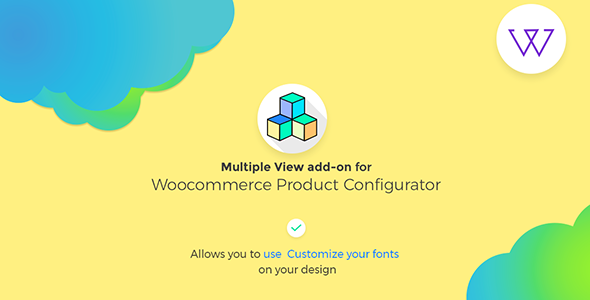 CodeCanyon Visual Product Configurator Multiple Views Addon 21098558