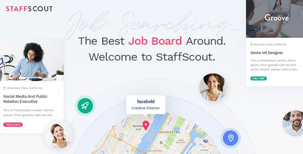 20+ Best WordPress Job Board Themes to Build Job Websites 2019 20