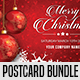 Christmas Postcard Bundle - GraphicRiver Item for Sale