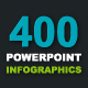 400 Powerpoint Infographics Templates