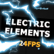 Download Flash FX Electric Elements And Transitions from VideHive