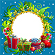 Christmas and New Year Background - GraphicRiver Item for Sale
