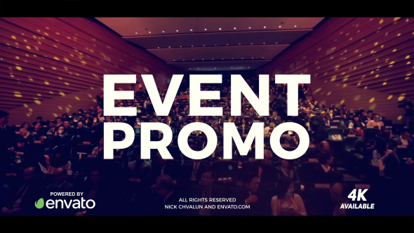 Videohive Event Promo 21100026 - Free After Effects Project Files