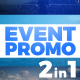 Event Promo // Glitch Opener 2 in 1 - VideoHive Item for Sale