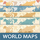 World Map Vintage Set - GraphicRiver Item for Sale
