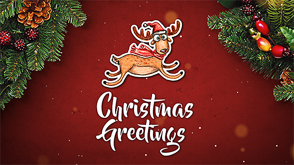 Christmas new year greetings by bluebeardstudio videohive play preview video m4hsunfo