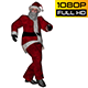 Santa Claus Dance 8 - VideoHive Item for Sale