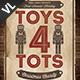 Toys 4 Tots & Toy Drive Poster / Flyer V05 - GraphicRiver Item for Sale