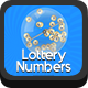 Lottery Numbers - HTML5 Game - CodeCanyon Item for Sale