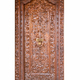 gorgeous old wooden door isolated  - PhotoDune Item for Sale