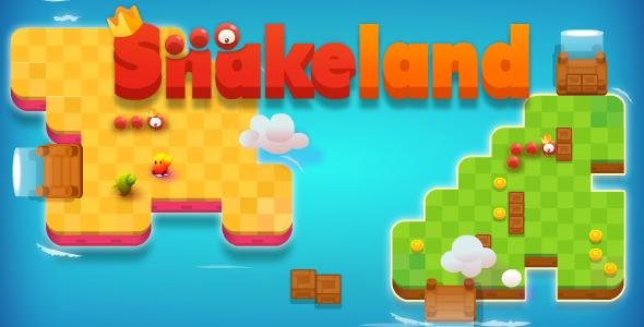 Snakeland - CodeCanyon Item for Sale