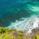 View From the Cliff To Hidden White Atuh Beach at Nusa Penida Island, Bali, Indonesia - VideoHive Item for Sale