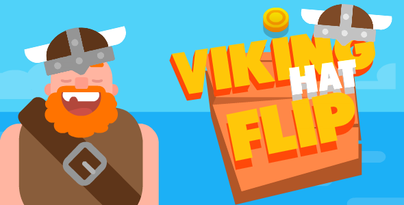 Viking Hat Flip - CodeCanyon Item for Sale