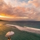 Sunset at the Beach in Nusa Penida, Indonesia - VideoHive Item for Sale