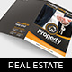 A3 Real Estate Brochure Template