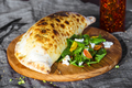 Calzone pizza - PhotoDune Item for Sale