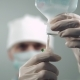 Doctor in a Mask and Gloves Prepares a Dropper - VideoHive Item for Sale