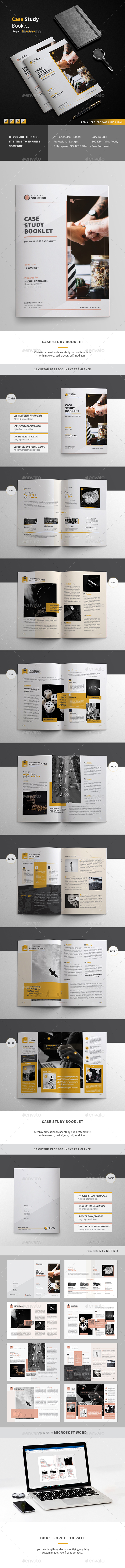 GraphicRiver Case Study Booklet 21101297