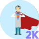 Super Doctor Concept - VideoHive Item for Sale