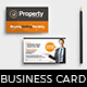 Realtor Business Card Template