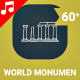 World Monument Icons - VideoHive Item for Sale