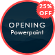 Opening Plans - Powerpoint Presentation Template