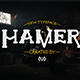 Hamer Typeface - GraphicRiver Item for Sale