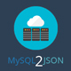 MySQL 2 JSON Platform - CodeCanyon Item for Sale