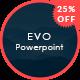 EVO - Multipurpose Powerpoint Presentation Template