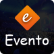 Evento - Conference and Event HTML Template - ThemeForest Item for Sale