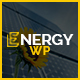 Energy - solar and alternative energy WordPress Theme