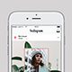 Fashion Instagram Banner Template
