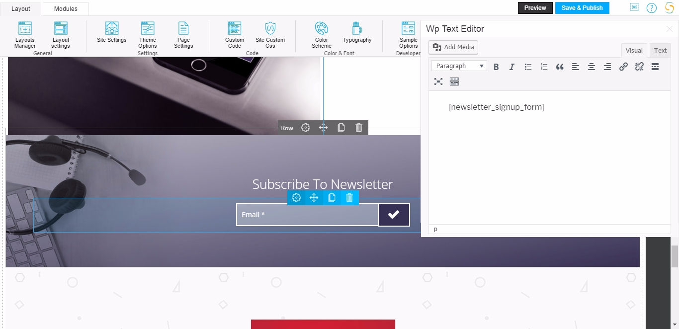 Site Editor Pro Wordpress Site Builder Theme Builder And Page